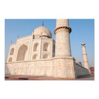 Ásia India Uttar Pradesh Agra O Taj 3 Impressão De Foto