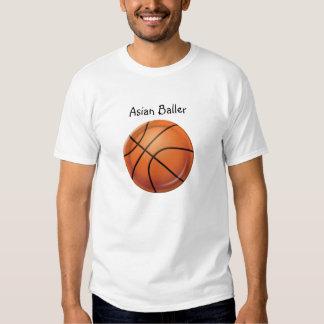 Asiático Baller T-shirts
