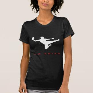 Asiático do ar camiseta