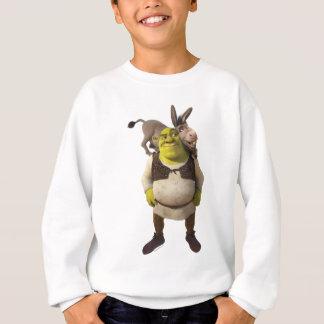 Asno e Shrek Agasalho
