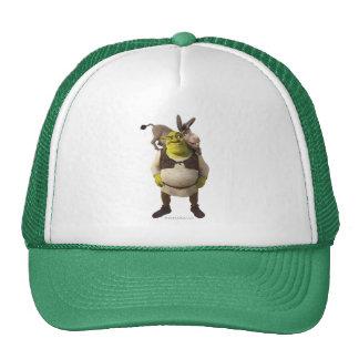 Asno e Shrek Boné