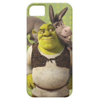 Asno e Shrek Capa Barely There Para iPhone 5