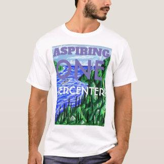 Aspirando uma camisa de Percenter
