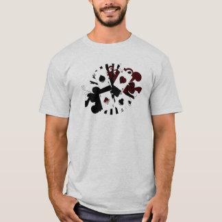 Áss cobertos camiseta