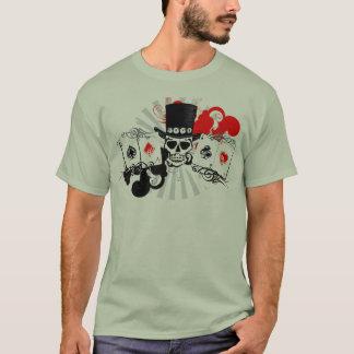 Áss de Skully Camiseta