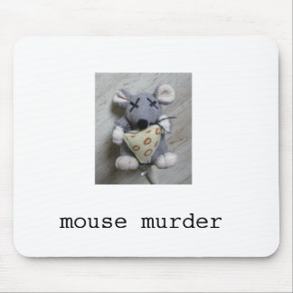 Assassinato Mousepad do rato