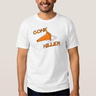 Assassino do cone tshirts