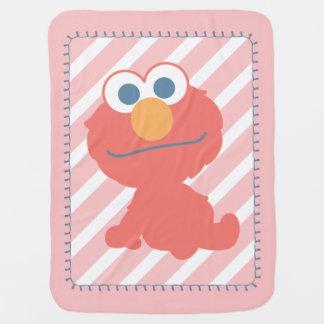 Assento do bebê de Elmo Manta Para Bebe
