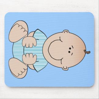 Assento do bebé mouse pad