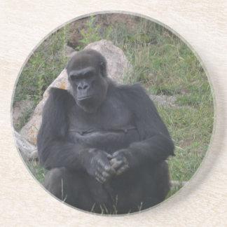Assento do gorila porta copo