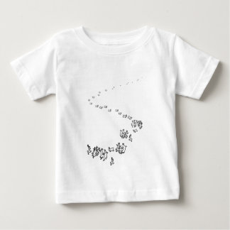 Assim nós vamos dançar coelhos t-shirt