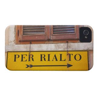 Assine apontar a maneira à ponte de Rialto, Capas Para iPhone 4 Case-Mate