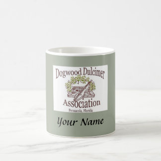 Associação do Dulcimer do Dogwood -- Caneca de
