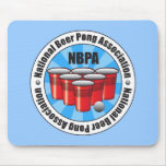 Associação nacional Starburst de Pong da cerveja d Mousepads