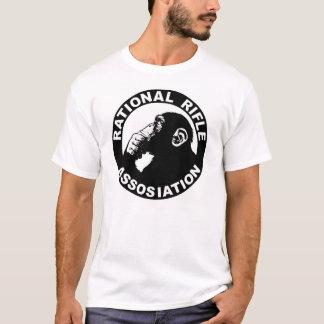 Associação racional do rifle camiseta