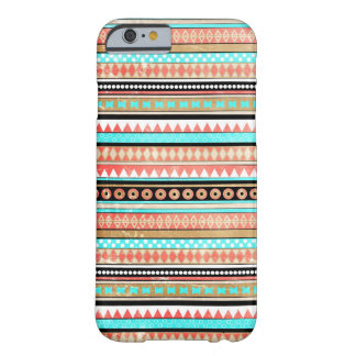Asteca na moda capa barely there para iPhone 6