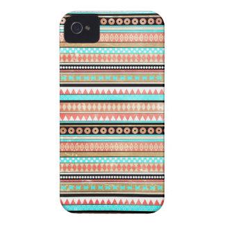 Asteca na moda capinha iPhone 4
