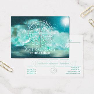 ASTROLOGIA - cartão de negócios