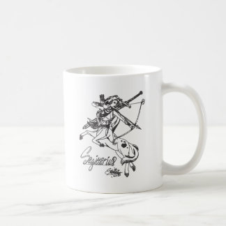 Astrologia do copo de chá da caneca de café da