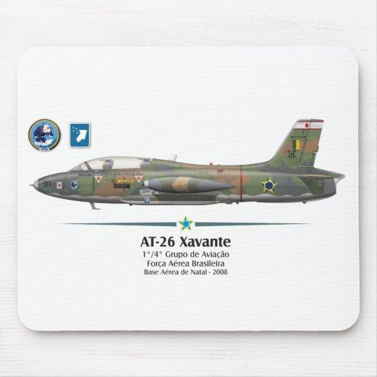 AT-26 Xavante - Força Aérea Brasileira - FAB Mousepad