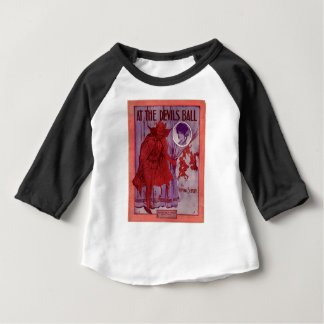 At_the_Devil's_Ball_ Camiseta Para Bebê