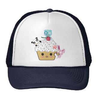 Ataque do cupcake! (>_<) boné
