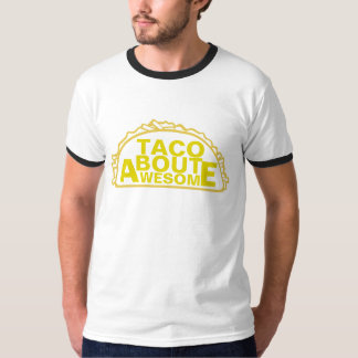Ataque do Taco impressionante Camiseta