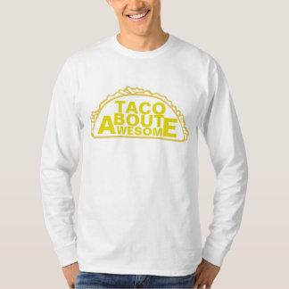 Ataque do Taco impressionante Tshirt
