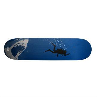 Ataque do tubarão skate