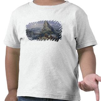 Ataraipu ou a rocha do diabo, 'das vistas no I Tshirt