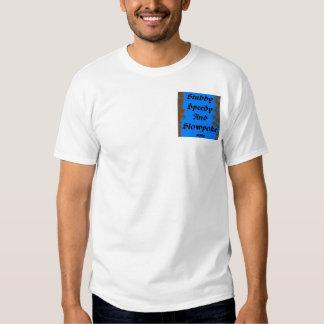 Atarracado, rápido e Slowpoke T por MOE T-shirt