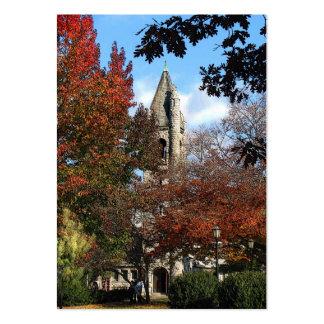 ATC da igreja e dos bordos Cartões De Visitas
