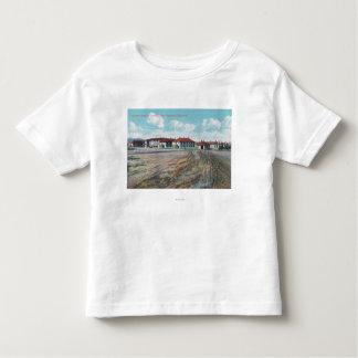 Aterra a vista do Hospital Geral, Presidio Camiseta Infantil
