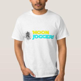 Aterragem de lua dos basculadores da lua camiseta