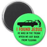 Ateu engraçado eu encontrei Jesus Imas