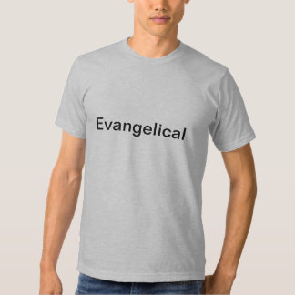 Ateu evangélico tshirts