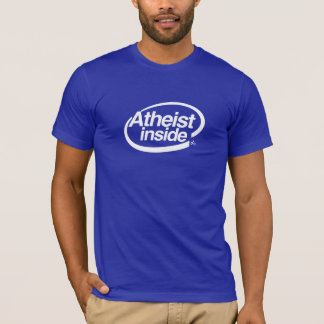 Ateu para dentro camiseta