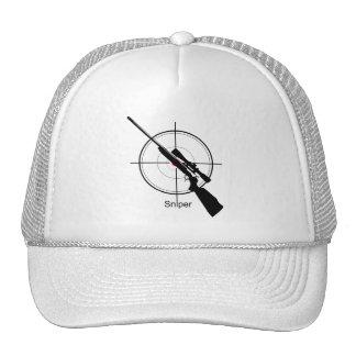 Atirador furtivo - chapéu boné
