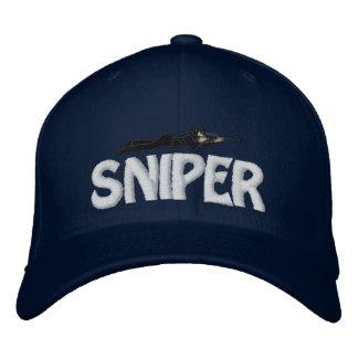 Atirador furtivo customizável do boné do chapéu do