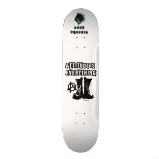 Atitude Shape De Skate 18,4cm