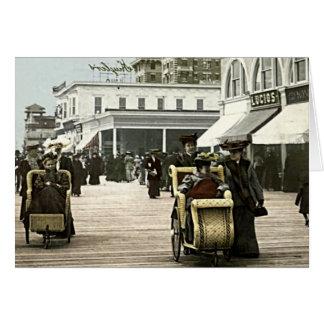 Atlantic City, New-jersey Cartão Comemorativo