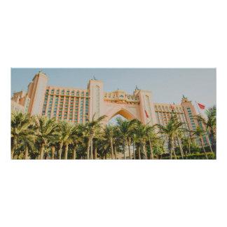 Atlantis a palma, Abu Dhabi Panfleto