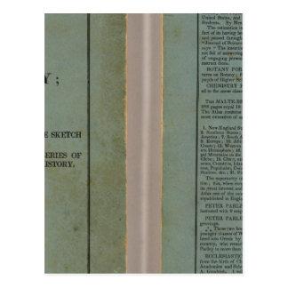 Atlas da história universal cartao postal