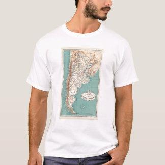 Atlas de Argentina Camiseta