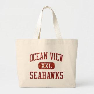Atletismo de Seahawks da vista para o mar Bolsa De Lona