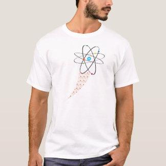 Átomo mágico camiseta