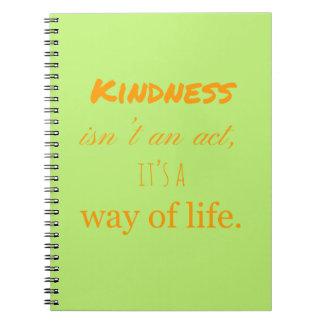 Atos do caderno da bondade