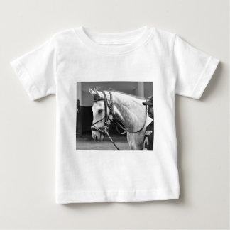 Atração de vinda camiseta para bebê