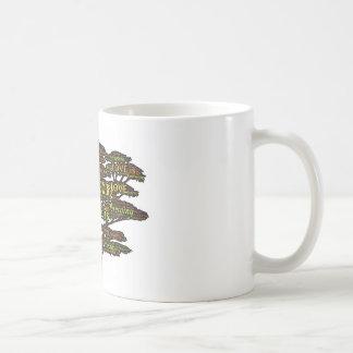 atributos do amor caneca de café