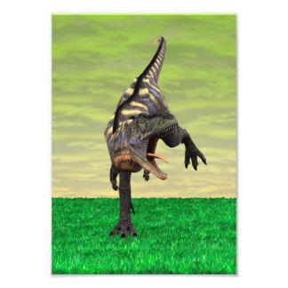 Aucasaurus do dinossauro foto artes